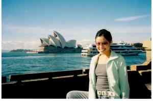 Sydney Opera House, Sydney Harbor, Australia