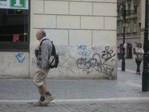 graffiti, Prague, Czech Republic