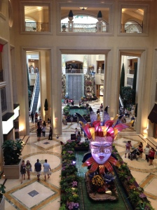 Carnevale at The Venetian and Palazzo